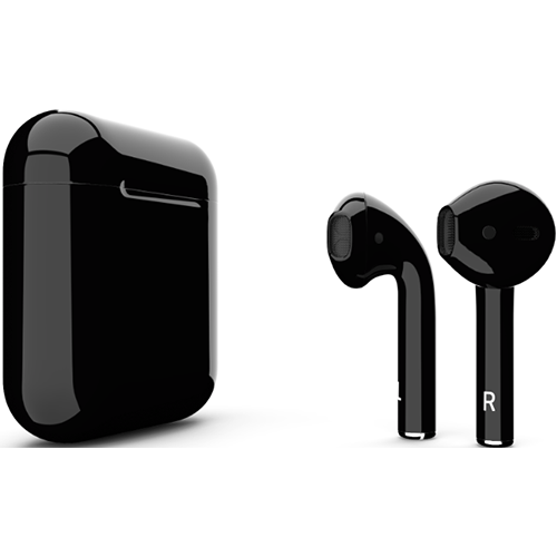 Наушники Apple AirPods Black Чёрный