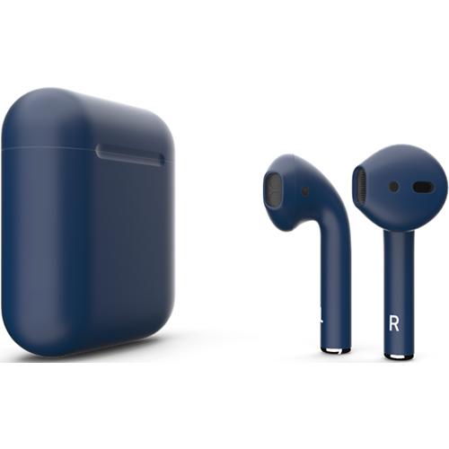 Наушники Apple AirPods Cobalt Matte Тёмно-синий матовый