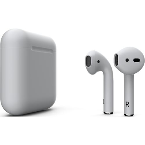 Наушники Apple AirPods Silver Серебристый