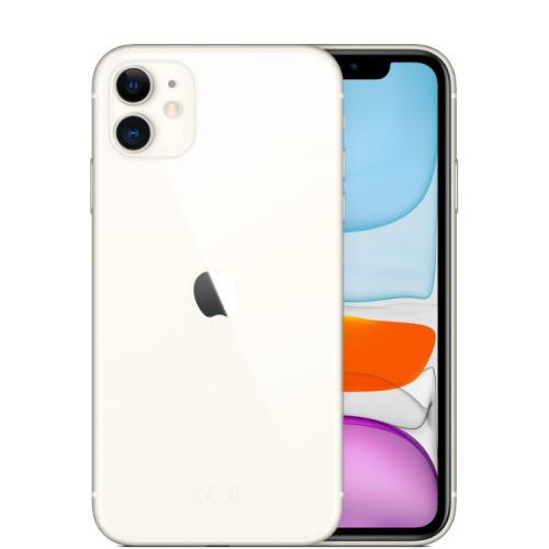 Смартфон Apple iPhone 11 64GB Белый (White) Восстановленный