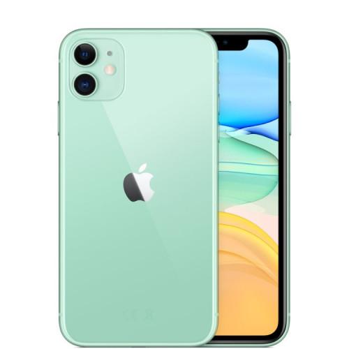 Смартфон Apple iPhone 11 128GB Зеленый (Green) Б/У