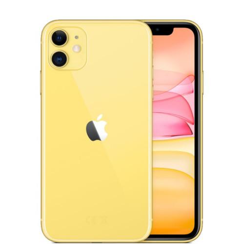 Смартфон Apple iPhone 11 128GB Желтый (Yellow) Восстановленный