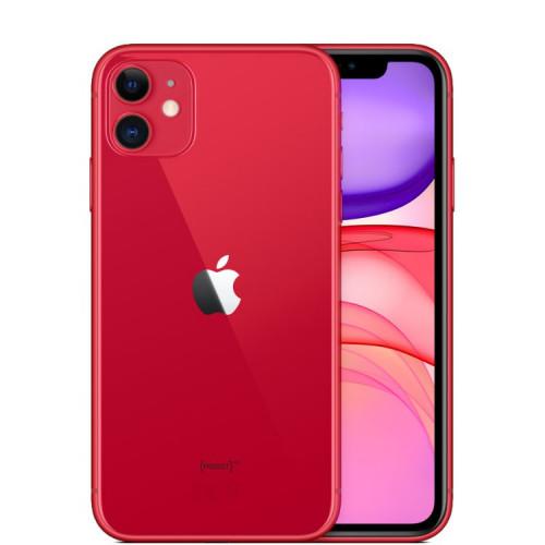 Смартфон Apple iPhone 11 128GB Красный (PRODUCT Red) Восстановленный