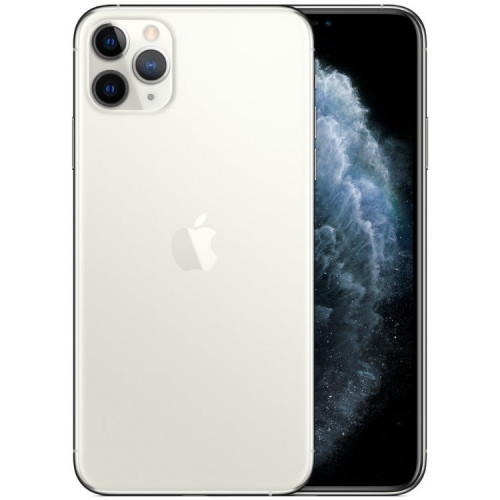 iPhone 11 Pro Max 64 Гб Серебристый (Silver) Восстановленный