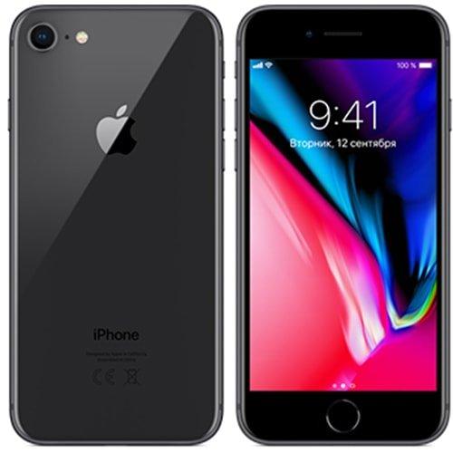 Apple iPhone 8 64GB Space Gray Восстановленный