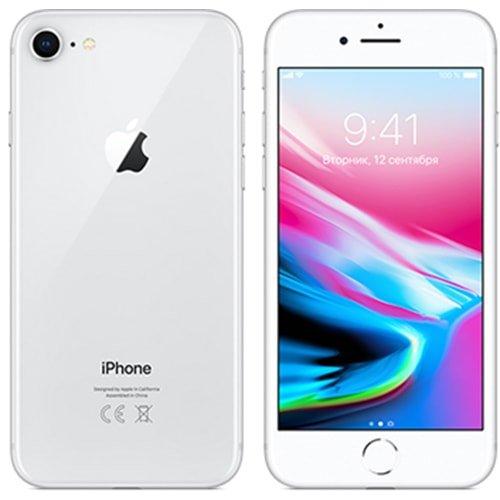 Apple iPhone 8 64GB Silver Восстановленный