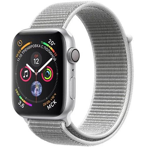 Apple Watch Series 4 40 mm Silver