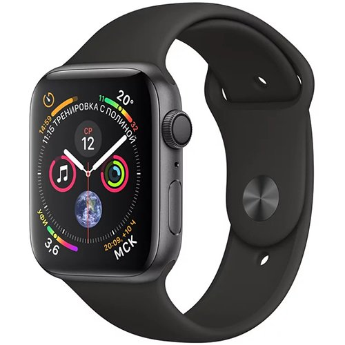Apple Watch Series 4 44 mm Black
