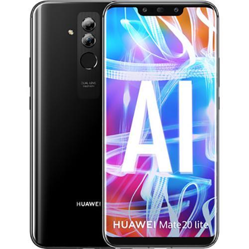 Huawei Mate 20 Lite 6GB + 64GB (Black)