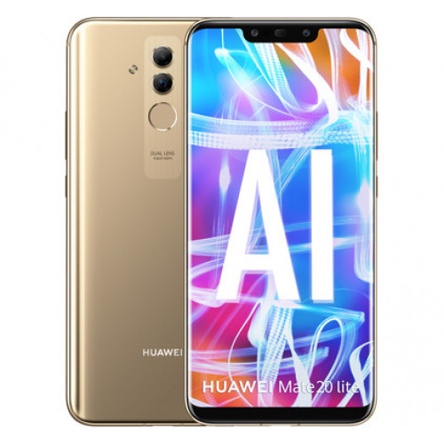 Huawei Mate 20 Lite 6GB + 64GB (Gold)