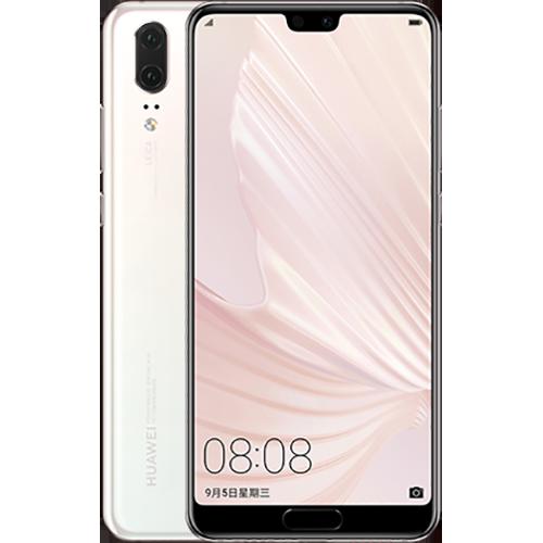 Huawei P20 4GB + 128GB (White)