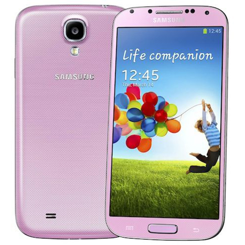Samsung Galaxy S4 16Gb Pink Twilight