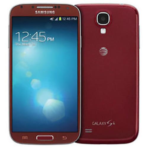 Samsung Galaxy S4 16Gb Red Aurora