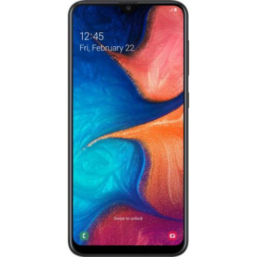 Смартфон Samsung Galaxy A20 32GB Black