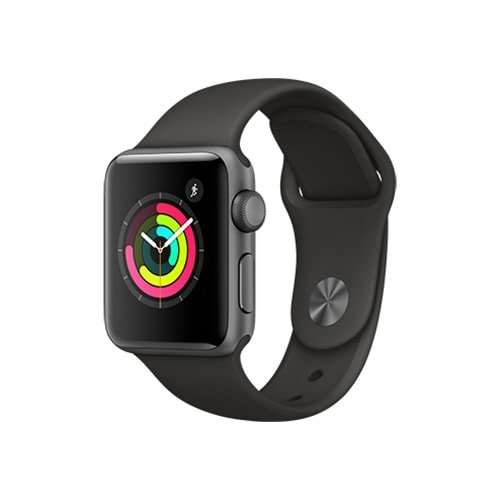 Apple Watch Series 3 38 mm (Space Gray)