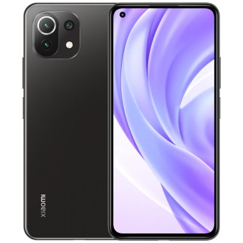 Смартфон Xiaomi Mi 11 Lite 8/128GB RU (Чернильно-черный)
