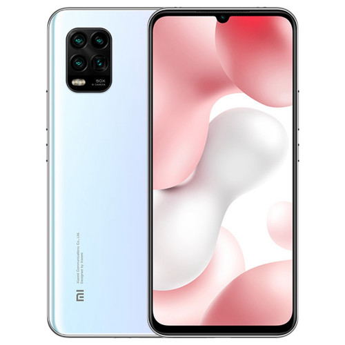 Xiaomi Mi10 Lite 6/128Gb White (белый)