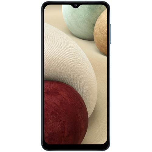 Смартфон Samsung Galaxy A12 4/64GB, синий