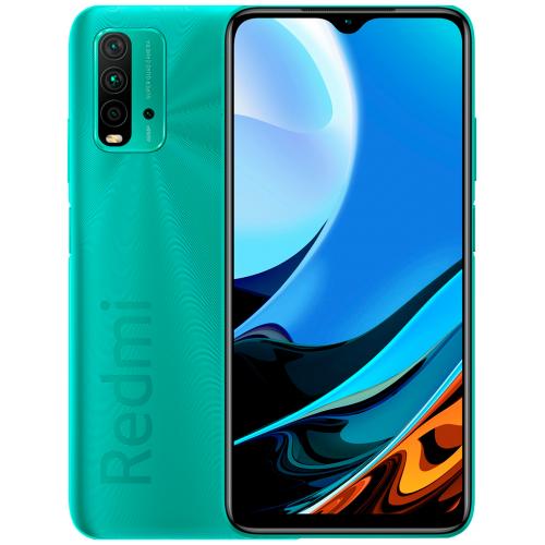 Смартфон Xiaomi Redmi 9T 4/128GB NFC RU, Ocean Green